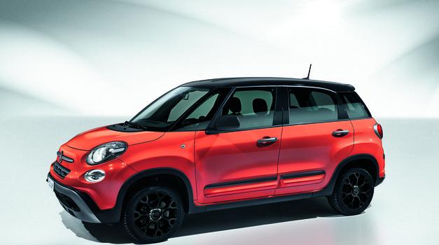 Fiat započeo prodaju sportskoga terenca - modela 500 L City Cross
