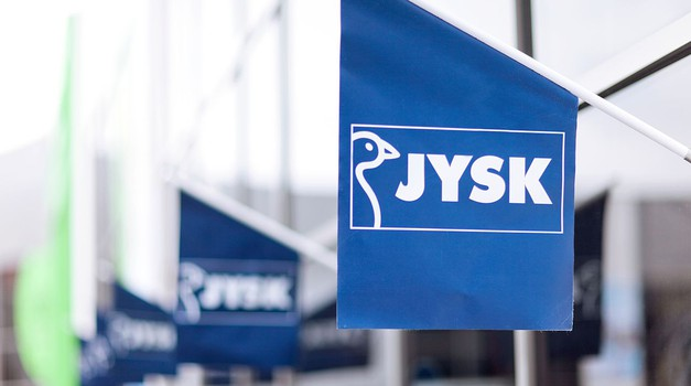 Danski trgovački lanac JYSK slavi otvorenje 2500. prodavnice