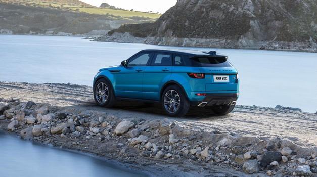 Range Rover Evoque također postaje plug-in hibrid