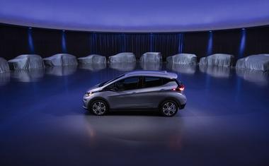 GM planira 20 novih električnih auta do 2023.