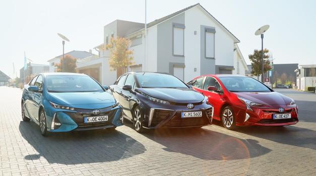 Toyota potvrdila snagu svoga hibridnog programa