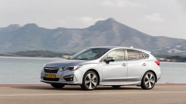 Subaru oživljava elektroniku ali i stara prijateljstva!
