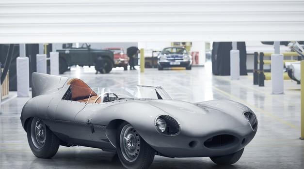 Jaguarov D-Type vraća se u modu!