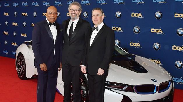 Baywatch, Hollywood i David Hasselhoff ne mogu bez BMW-a