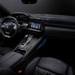 Peugeot 508 unuutrašnjost (foto: press)