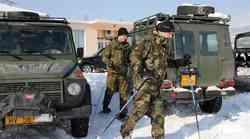 Predsjednica pojma nema što joj vojska radi -  ministar naredio čišćenje snijega, bez njena znanja