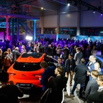 Električni Jaguar I-PACE spreman za Ženevu, autonomija od 480 kilometara za sportski crossover (foto: Jaguar Press)