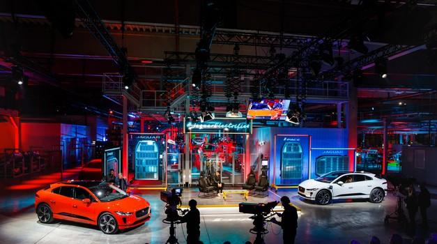 Električni Jaguar I-PACE spreman za Ženevu, autonomija od 480 kilometara za sportski crossover