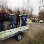 I 15.900 olupina u režiji Romea Ibriševića završila je na otpadu i dakako uz pomoć Renaulta (foto: romeo ibrišević)
