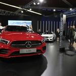Foto galerija: Što Vas čeka na ZG Auto Showu - od  vicepremijere Mercedesa A klase do piva i kobasica (foto: igor stažić)