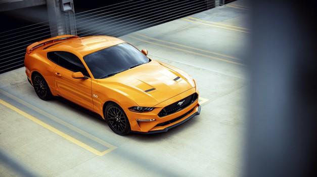 Hibridni Ford Mustang s oko 400 KS stiže krajem ove godine