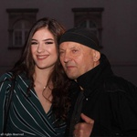 Lupino s kćerkom Zitom (foto: dr. sci. Zdenko Balog)