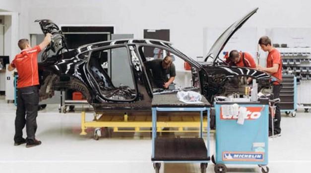 Porsche Mission E bit će impresivan supersportaš s pogonom na struju
