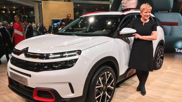 Pariz 2018 pršti sjajem i novitetima, a galmurazno je Citroën pokazao europski C5 Aircross i u hibridnoj izvedbi  koji troši svega 2 litre