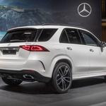 Pariz 2018: Mercedes-Benz GLE spreman za okršaj s Audijem Q7 i BMW-om X5