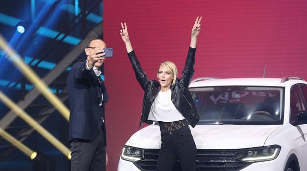 Cara Delevingne, britanski supermodel i glumica donijela je na svijet T-Cross, najmanji VW crossover koji imenom, a i svime ostalim podsjeća na T-Rock