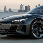 Audi's third fully electric e-tron revealed in Los Angeles. (foto: Audi)