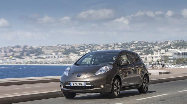 Nissan Leaf - budite spremni za novo električno čudo