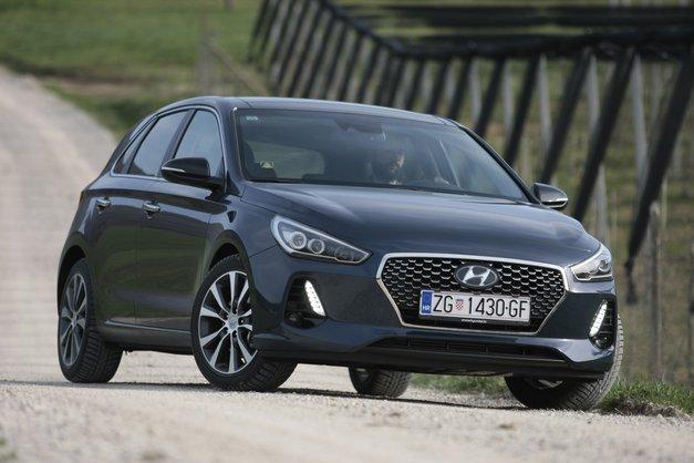 TEST: Hyundai i30 1.0 TGDI 120 6MT Premium