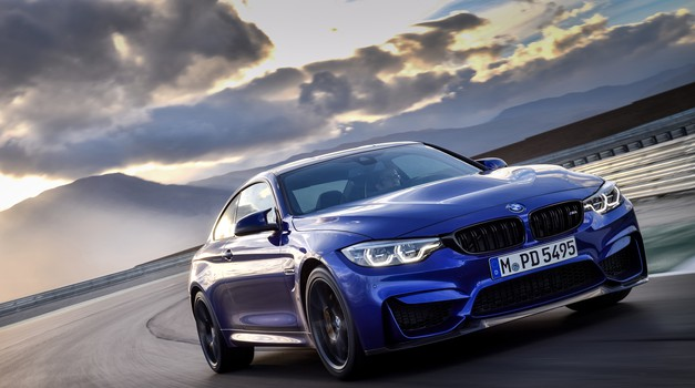BMW M4 CS- 410 konja a troši 8,6 l -  - daje najviše iz najmanjeg