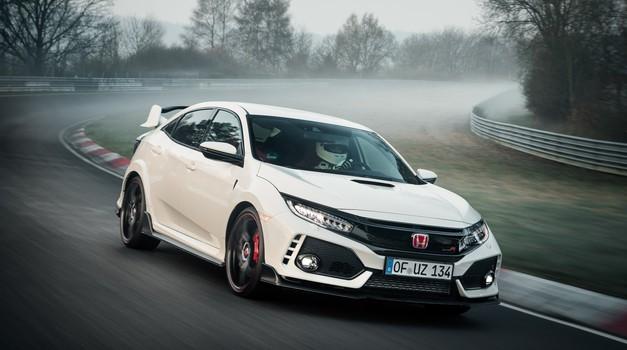 VIDEO: Zeleni pakao Nordschleifea ima novog rekordera; Honda Civic Type R je najbrži auto s prednjim pogonom