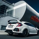 VIDEO: Zeleni pakao Nordschleifea ima novog rekordera; Honda Civic Type R je najbrži auto s prednjim pogonom (foto: Honda)