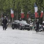 Novi francuski predsjednik poput  Charlesa de Gaullea i Françoisa Hollandea - odabrao istu marku DS ili Žabu (foto: Newspress)