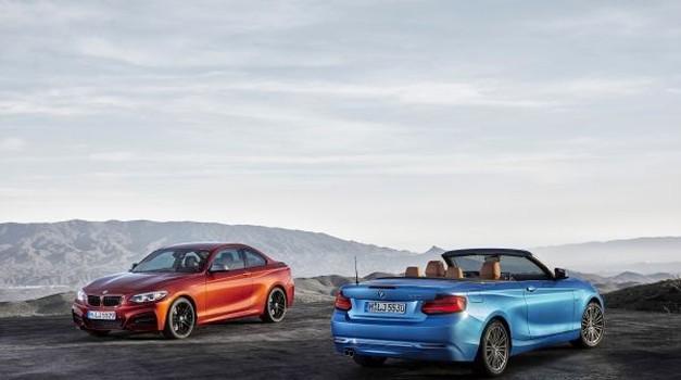 BMW Serije 2 Coupe - Cabrio -