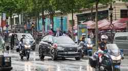 Novi francuski predsjednik poput  Charlesa de Gaullea i Françoisa Hollandea - odabrao istu marku DS ili Žabu