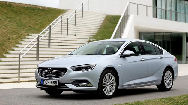 Novo i u Hrvatskoj: Opel Insignia Grand Sport