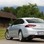 Novo i u Hrvatskoj: Opel Insignia Grand Sport (foto: Opel)