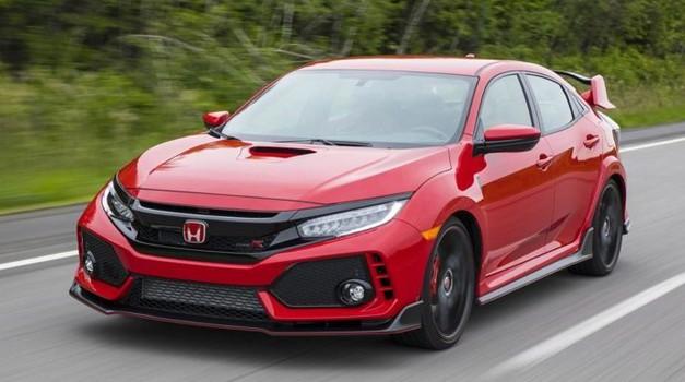 Honda Civic Type RS imat će više snage i pogon na sve kotače