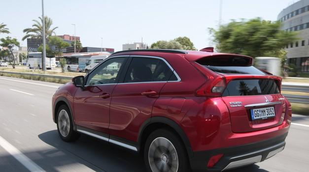 Mitsubishi Eclipse Cross udara ondje gdje je najteže i najgušće, na Qashqai, Toyotu C-HR, Kiju Sportage...