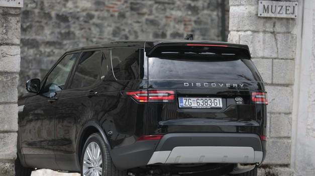 VOZILI SMO Jaguar F-Pace, svjetski auto godine, i Land Rover Discovery - svojevrsnu tvrđavu na četiri kotača