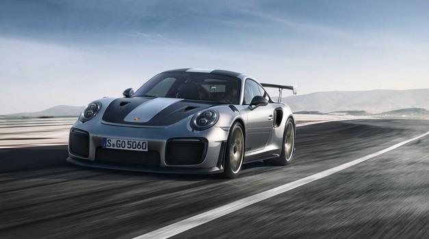 Porsche 911 GT2 RS najsnažniji je 911 u povijesti