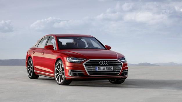 Predstavljen Audi A8 D5 - Novi vladar visoke klase