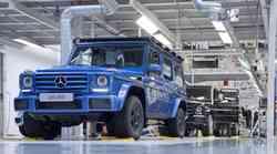 Mercedes-Benz G-klase dosegao nakladu 300.000 primjeraka