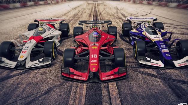 Bolidi Formule 1 uskoro bi mogli drastično promijeniti izgled