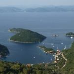 PUTOPIS: MLJET – otok nimfe Melite, kćeri boga Egeja (foto: romeo ibrišević)