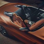 Z3 je bio glavni junak u 007 filmu GoldenEye još 1995., a nasljednik Z4 Concept donosi revoluciju (foto: BMW)