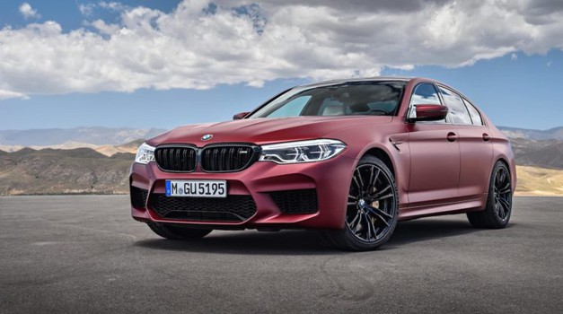 Novi BMW M5 ima 600 KS i pogon xDrive