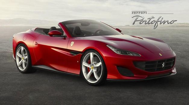 Ferrari Portofino je nasljednik Californije T
