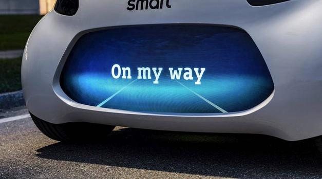 Smartov električni koncept za frankfurtski show!