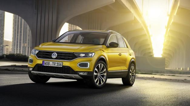 Volkswagen T-Roc zapravo je crossover na bazi Golfa VII