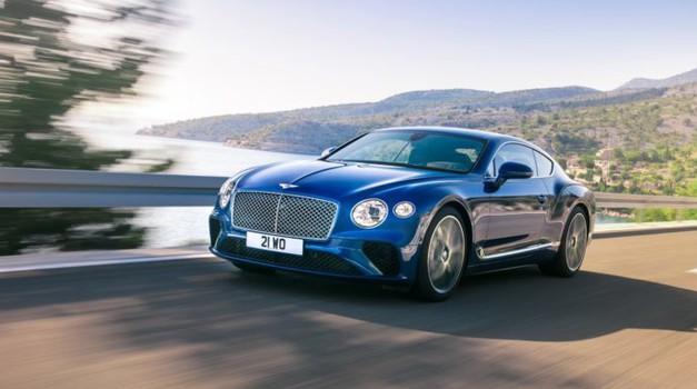Novi Bentley Continental GT najbolji je Gran Tourer na svijetu