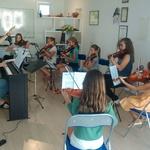 Osamdeset mladih glazbenika uživalo i sviralo u Samoboru, a za njihove nastupe tražila se karta više (foto: Borut Černelić)