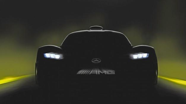 Mercedes-AMG Projec One imat će čak 1000 KS