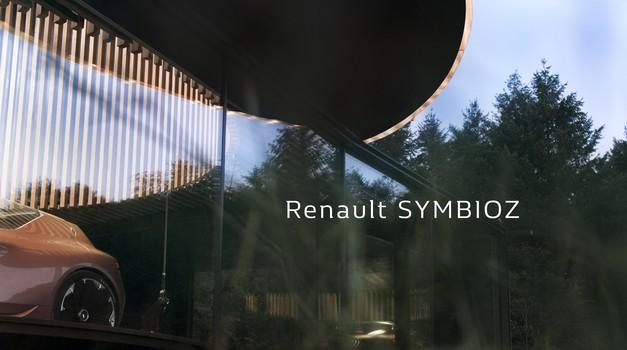 RENAULT SYMBIOZ: tko još priča o motorima - živjele povezenost, digitalna mobilnost, autonomna vožnja!