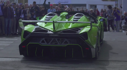 VIDEO IZ SNOVA: Concours d'Elegance,  parada Lamborghinija u Švicarskoj