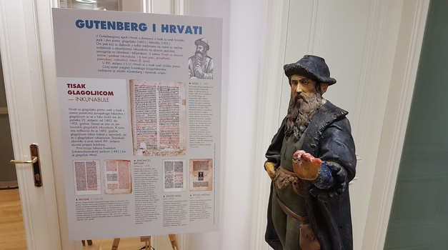Na ćirilici je 1512. tiskan prvi hrvatski molitvenik, vratimo kući tri jedina primjeraka iz Pariza i Washingtona